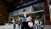 Bằng kép Thạc sỹ của Đại học James Cook, Brisbane
