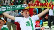 Bài dự thi số 01: Viết cho các bạn - Những CĐV Ireland tôi ngưỡng mộ