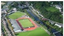 Trung tâm thể thao của trường Đại học Tổng hợp Cork - Ireland.