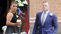Gia đình Rooney xúng xính đi dự đám cưới em họ