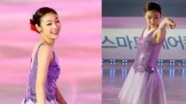 Kim Yu-Na xinh như thiên thần trên sân băng nghệ thuật
