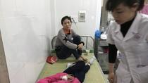 Sau khi uống sữa Fami Vinasoy tại lớp, nhiều học sinh tiểu học nhập viện cấp cứu