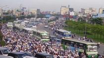 """""""Hiến kế"""" 6 giải pháp chống kẹt xe gửi Bộ trưởng Thăng"""