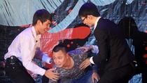 Sinh viên Ngoại thương thi tài cùng danh hài Tự Long