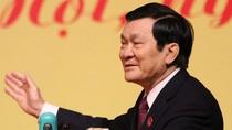 Chủ tịch nước xúc động tại buổi gặp mặt chiến sĩ bị địch bắt tù đày