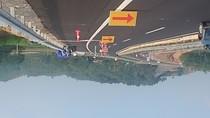 Nhà thầu phải chi tiền khắc phục vết nứt cao tốc Nội Bài - Lào Cai