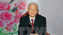 Nội dung điện đàm giữa Tổng Bí thư Nguyễn Phú Trọng với Chủ tịch Trung Quốc