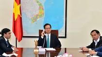 Thủ tướng Nguyễn Tấn Dũng điện đàm với Thủ tướng Shinzo Abe