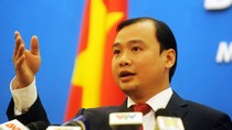 Phản đối Trung Quốc xây dựng phi pháp tại Hoàng Sa và Trường Sa