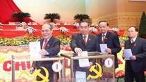 Danh sách chính thức Ban Chấp hành Trung ương khóa XII