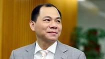 Kinh doanh đa ngành, tỷ phú Phạm Nhật Vượng tăng thêm 1,9 tỷ USD