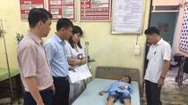 Xử lý vụ ngộ độc thực phẩm tại Trường tiểu học Đinh Tiên Hoàng