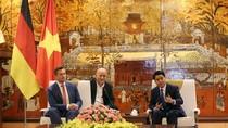 Bộ trưởng Martin Dulig đánh giá cao hợp tác doanh nghiệp Việt Nam – Đức