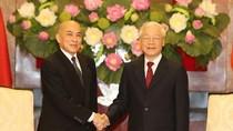 Nâng quan hệ hữu nghị Việt Nam - Campuchia lên tầm cao mới