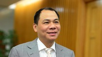 Tỷ phú Phạm Nhật Vượng tiếp tục là người giàu nhất Việt Nam