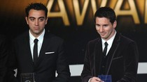 """Messi: """"Xavi cũng xứng đáng đoạt Quả bóng Vàng"""""""