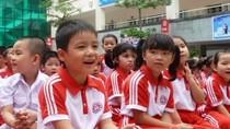 """Hơn 2000 HS Tiểu học Dịch Vọng A hào hứng vẽ  """"Ước mơ của em"""""""