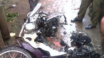 Nổ xe tại Bắc Ninh: Tiềm mưu giết cả nhà anh rể để chiếm đoạt tài sản