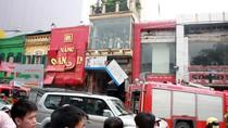 Video: Nổ mìn ở tiệm vàng tại phố Nguyễn Thái Học