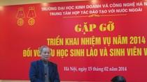 Sinh viên VN - Lào chia sẻ kinh nghiệm học tập ở nước ngoài