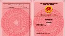 Điều chỉnh diện tích trong giấy chứng nhận quyền sử dụng đất