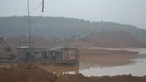 Tổng Công ty Xây dựng và Luyện kim Thanh Hóa đang ăn cắp quặng