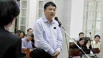 Bị cáo Đinh La Thăng nhận thêm bản án 18 năm tù, bồi thường 600 tỷ đồng