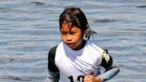 Nhóc tì 8 tuổi đoạt HCV SEA Games 26