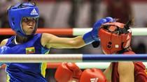 Ra nhiều đòn chuẩn xác, võ sĩ boxing Việt Nam bị xử thua