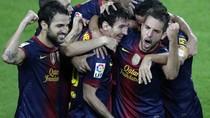 'Nổi sóng' vì pha ăn mừng của Messi trong trận 'Siêu kinh điển'
