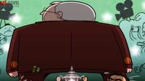 Mải nhìn Sir Alex, quên mất Cúp FA
