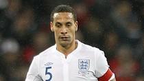 Rio Ferdinand 'tuyệt tình' với đội tuyển Anh