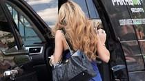 'Gái hư' Lindsay Lohan tậu xe Cadillac Escalade xấu xí