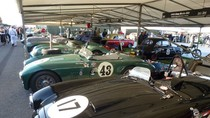 Loạt siêu xế cổ, Ferrari, Jaguar... gần trăm tuổi cùng tụ hội
