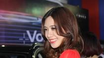 'Hot teen' Hà Min đẹp rạng người bên dàn xế sang Audi