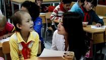 Clip: Lớp học yêu thương thắp sáng niềm hy vọng