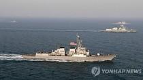 Hàn Quốc điều 2 tàu khu trục sẵn sàng bắn hạ tên lửa Triều Tiên
