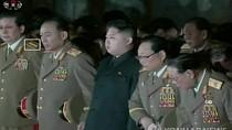 Lần đầu tiên em rể Chủ tịch Kim xuất hiện trong bộ quân phục