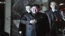 Ảnh: Kim Jong Un đón tiếp phái đoàn HQ  viếng Chủ tịch Kim