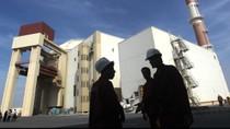 Iran lắp đặt thanh nhiên liệu hạt nhân làm giàu 20% đầu tiên