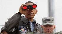 Barack Obama tại biên giới Triều Tiên - Hàn Quốc