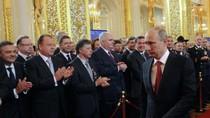 Tham khảo thực đơn đãi khách trong tiệc mừng lễ nhậm chức của TT Putin