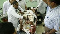 Những hình ảnh thảm thương sau 1 cuộc không kích của Israel tại Gaza