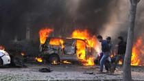 Đánh bom xe gần Đại sứ quán Nga và trụ sở đảng cầm quyền Syria