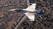 Israel bất ngờ không kích dải Gaza