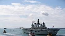Anh điều đội tàu chiến tới Biển Đỏ,sẵn sàng di tản công dân rời Ai Cập