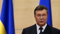 Interpol công bố lệnh bắt giữ, dẫn độ cựu Tổng thống Ukraine Yanukovich