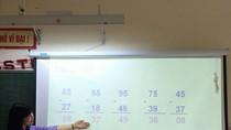 """Thi giáo viên giỏi ở Hải Phòng, sao lại yêu cầu """"học sinh khác"""" ở nhà?"""