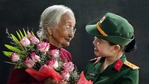 Người phụ nữ Việt Nam kiên cường, có sức chịu đựng phi thường