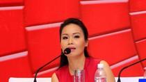 Cẩm Ly lo lắng khi thay Hiền Thục ngồi 'ghế nóng' The Voice Kids